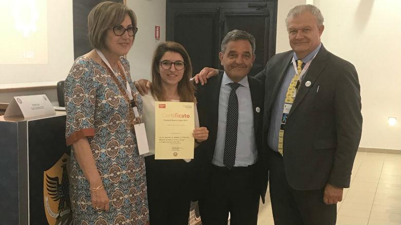 Premio Colgate 2019 – Vince un progetto dell'Università degli Studi di Trieste