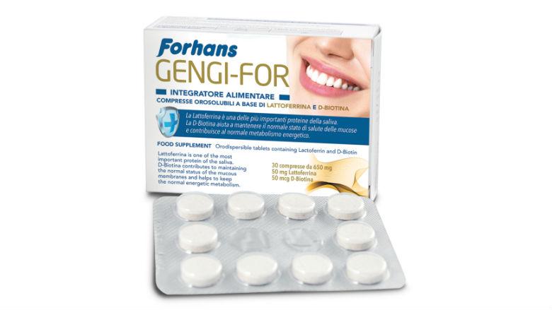 Forhans Gengi-For
