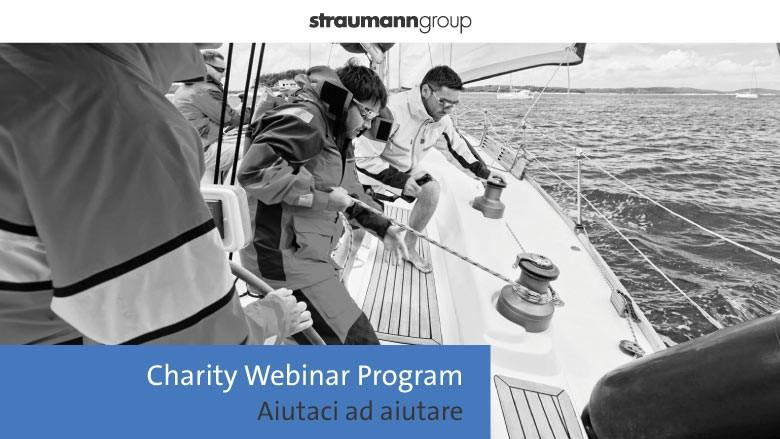Straumann Group Charity Webinar Program