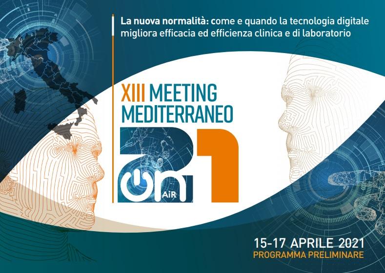 XIII MEETING MEDITERRANEO ON AIR