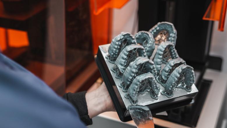 Stampa 3D in odontoiatria: rivoluzione in corso